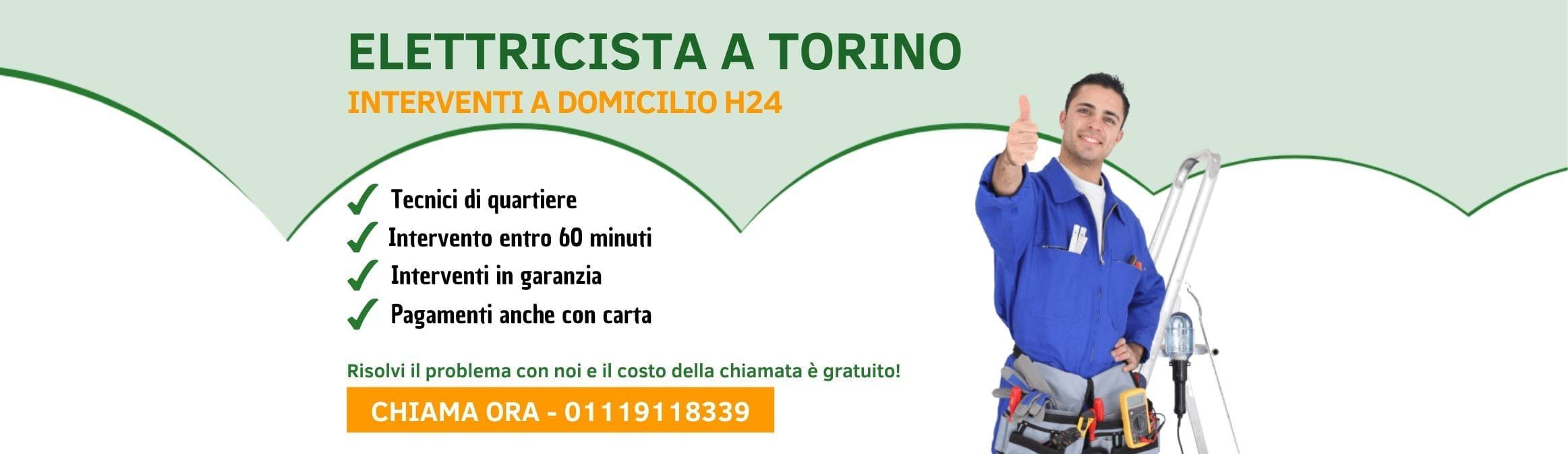 Elettricista Torino - Pronto Intervento
